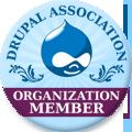 [badge: Drupal Association organization member]